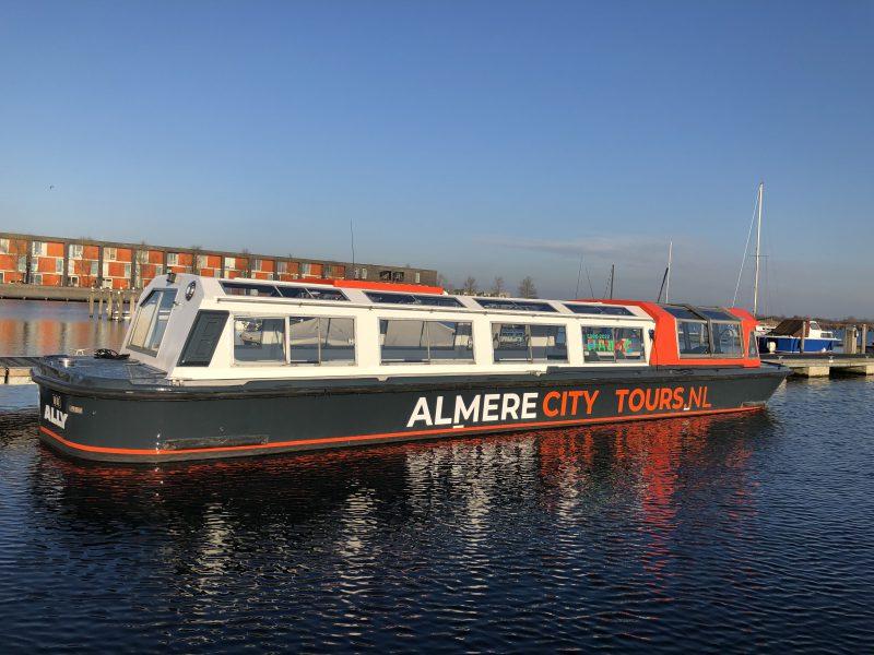 RondvaartbootAlmere